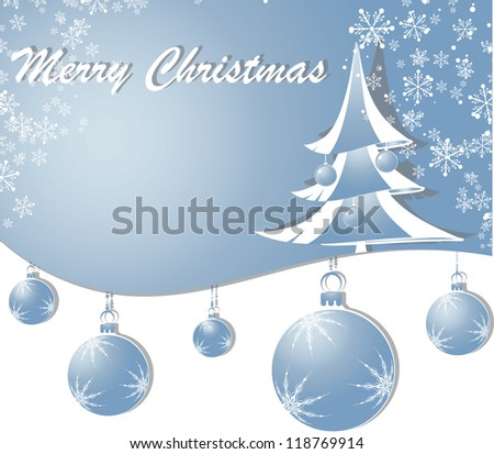 Christmas background for design.