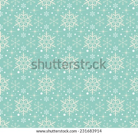 Christmas background for Your design - stock vector