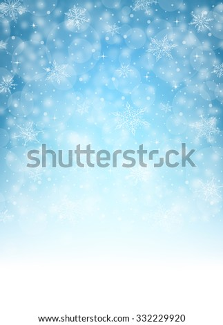 Christmas Background - Illustration Vector illustration of Christmas Background