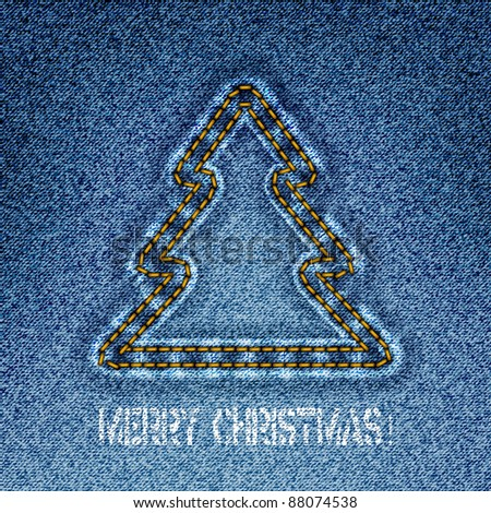 Christmas background.Vector illustration. Eps10 - stock vector