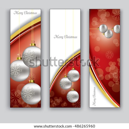 Christmas Bookmarks or Banners.