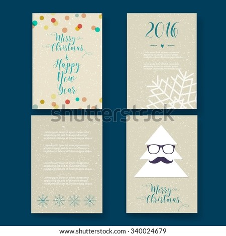 christmas posters free templates