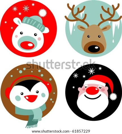 Christmas Cartoon Stock Images Royalty Free Images