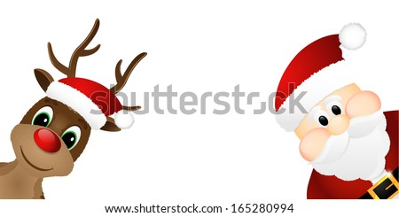 Christmas decoration background. Vector illustration. - stock vector