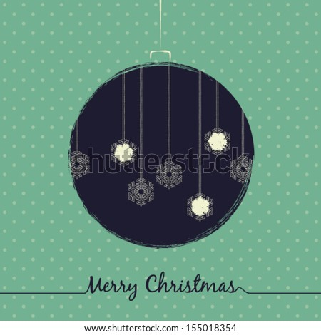 Christmas Frame Background/Merry Christmas