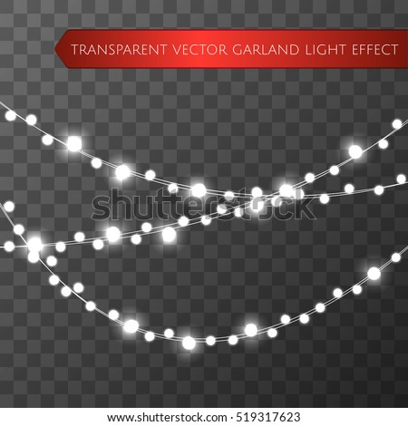 String Of Lights Stock Images Royalty Free Images