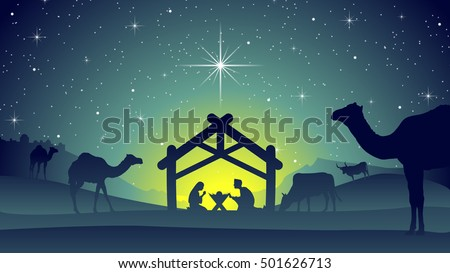 Christmas Nativity Stock Images, Royalty-Free Images & Vectors ...