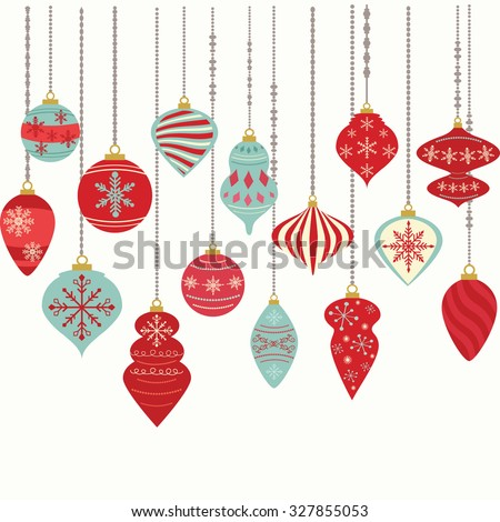 Christmas Ornaments Stock Images, Royalty-Free Images & Vectors ...