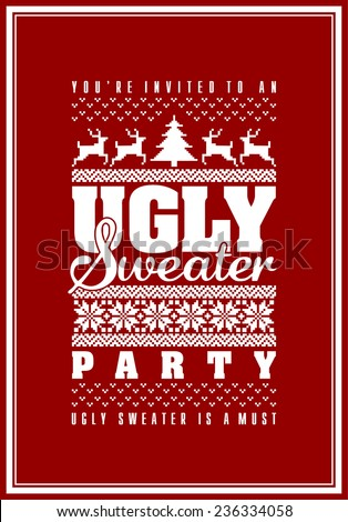 Christmas Sweater Stock Images, Royalty-Free Images & Vectors ...