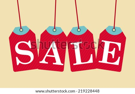 christmas sale graphic design , vector illustration