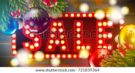 Christmas Vector Background Fir Tree Branch Stock Vector 527824936 ...