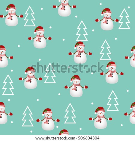 Illustration Snowman Be Can Used Stock Photos, Royalty-Free Images