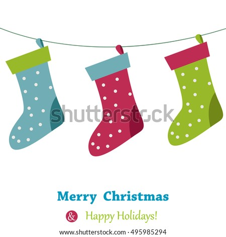 Christmas stockings for gift