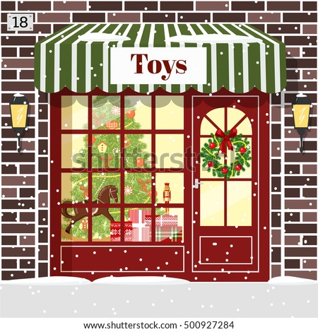 Store Doors Clipart toy shop stock images, royalty-free images & vectors   shutterstock