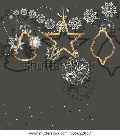 stock-vector-christmas-toys-and-tinsel-i