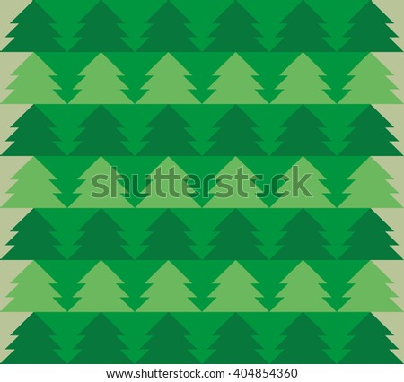Christmas tree Forest seamless pattern background vector. Christmas tree vector. Christmas tree Forest vector. Forest seamless pattern  vector.  The patchwork or quilt. Quilt  pattern vector.  - stock vector