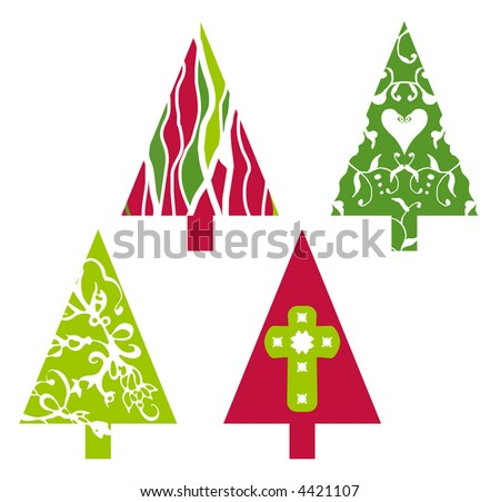 Christmas Tree Cross Stock Photos, Royalty-Free Images & Vectors ...