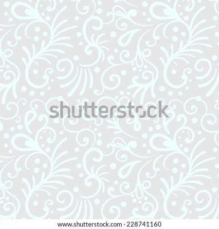 Christmas vintage winter background. seamless pattern under the mask, vector