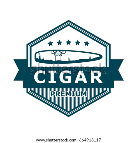 Cigar Premium Label