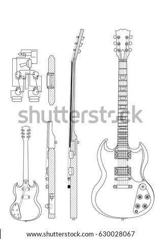 Studio Wiring Diagrams furthermore Lucille Wiring Diagram likewise Gibson L 5 Wiring Diagram as well Wiring Diagram Les Paul Studio further Schemas De Cablage. on epiphone gibson wiring diagram