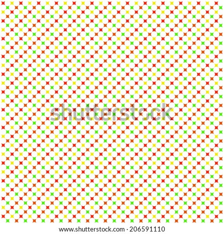 Circle graphic effects background vector - stock vector