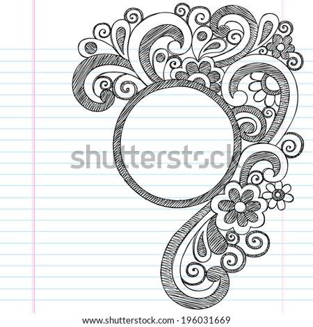 paper border design