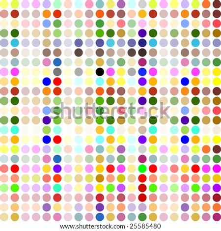 circles - stock vector