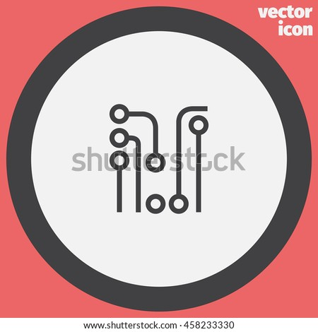 electrical wiring symbols signs wiring diagrams mashups co Fpl On Call Box Wiring Diagram circuit board vector icon solder sign stock vector 453762121 electrical wiring symbols signs circuit board vector fpl on call box wiring diagram