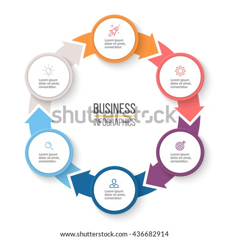 Diagram Arrow Stock Images, Royalty-Free Images & Vectors ...