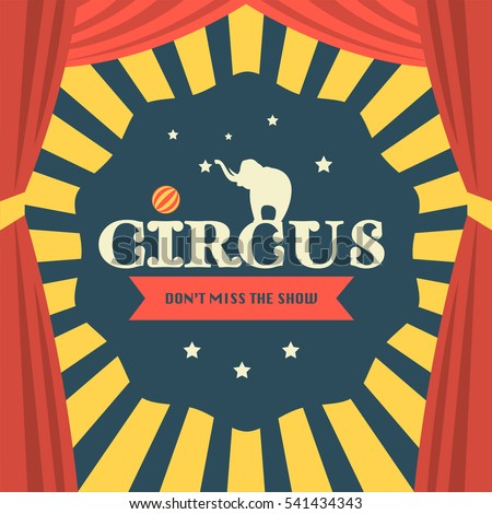 Circus Poster Stock Images, Royalty-Free Images & Vectors ...