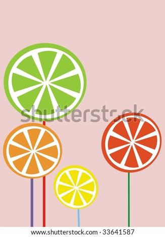 Citron sweet