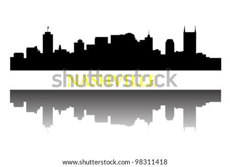 Appealing vector skyline photos