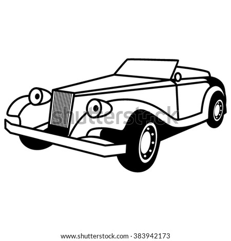 classic cars vector stock photo photo vector illustration rh shutterstock com classic car vector image classic car vector free