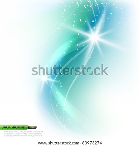 Clean background.Vector illustration. - stock vector