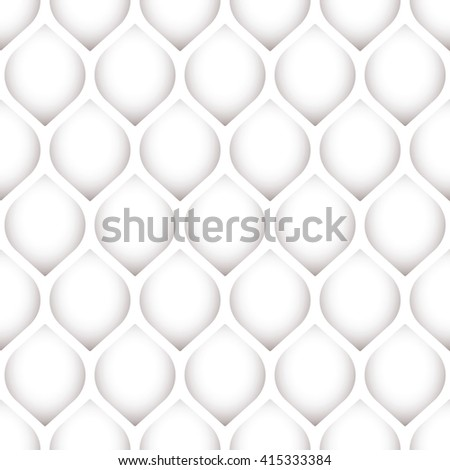 clean crisp seamless background which will tile without joins - stock vector