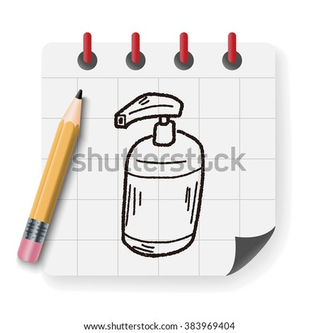 Vector Portable Coffee Maker : Insecticide Spray Glide Stock Vector 33503683 - Shutterstock