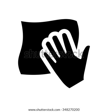 Cleaning Icon Stock Vector 348270200 Shutterstock