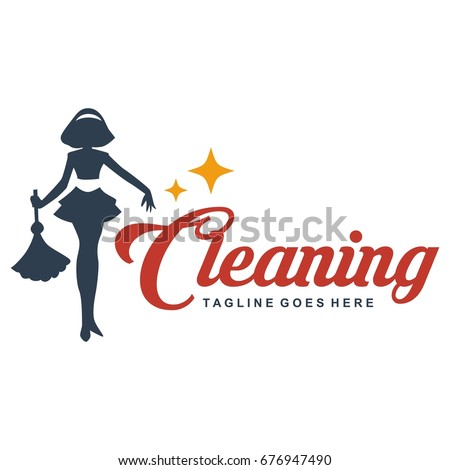 cleaning lady images free