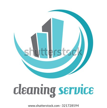 Cleaning services vector illustration - stock vector