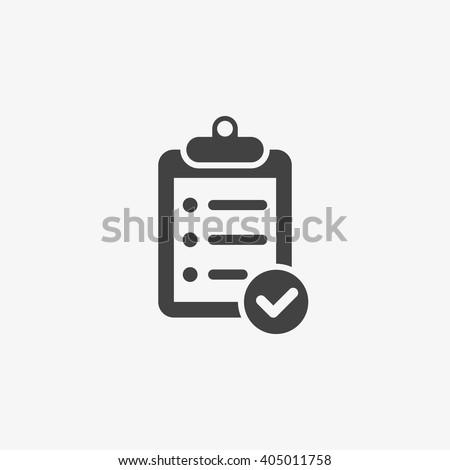 Clipboard Icon, Clipboard Icon Vector, Clipboard Icon Flat, Clipboard Icon Sign, Clipboard Icon App, Clipboard Icon UI, Clipboard Icon Art, Clipboard Icon Logo, Clipboard Icon Web, Clipboard Icon EPS - stock vector