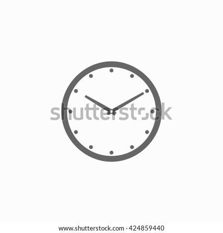 Clock. Clock icon. Clock flat icon. Clock icon ui. Clock icon app. Clock icon jpg. Clock icon isolated. Clock icon vector. Clock icon logo. Clock icon art. Clock web icon. Clock icon eps - stock vector