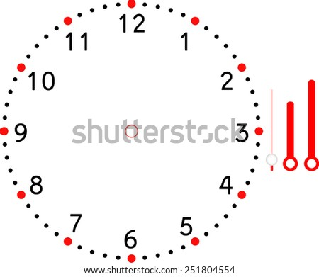 ClockFace Stock Images RoyaltyFree Images  Vectors  Shutterstock