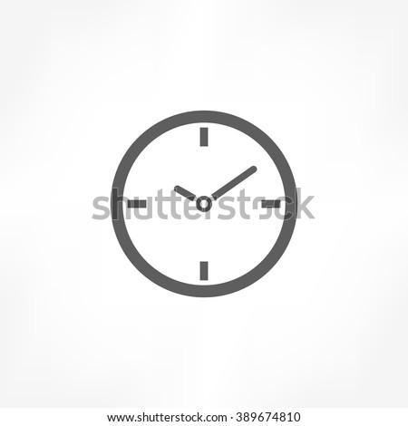 clock icon, clock icon vector, clock icon AI,clock icon EPS, clock icon jpeg, clock icon graphic, clock flat icon, clock icon image, clock icon illustration - stock vector