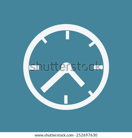 Clock Icon ,clock,  time icon, clock face,  clock vector, watch  - stock vector