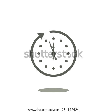 clock Icon JPG, clock Icon Graphic, clock Icon Picture, clock Icon EPS, clock Icon AI, clock Icon JPEG, clock Icon Art, clock Icon, clock Icon Vector - stock vector