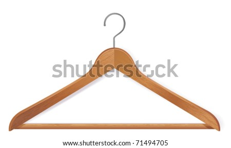Clothes Hanger Stock Photos, Illustrations, and Vector Art