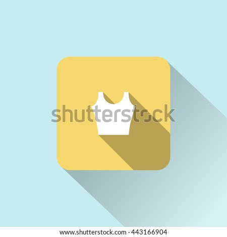 clothing icon. clothing sign  - stock vector