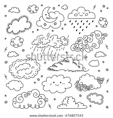 Moon And Stars Stock Images RoyaltyFree Images Vectors