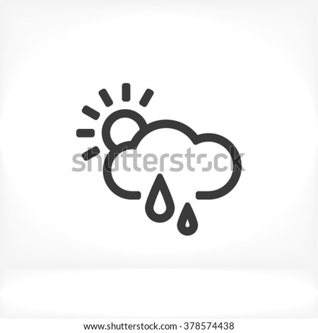 Cloud Icon, cloud icon flat, cloud icon picture, cloud icon vector, cloud icon EPS10, cloud icon graphic, cloud icon object, cloud icon JPEG, cloud icon picture, cloud icon image, cloud icon drawing - stock vector