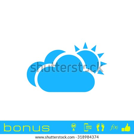 cloud meteo icon